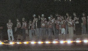 Van High School Football Team