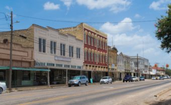 The Small Town Texas