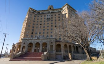 Enjoy the Perfect Texas Hotel